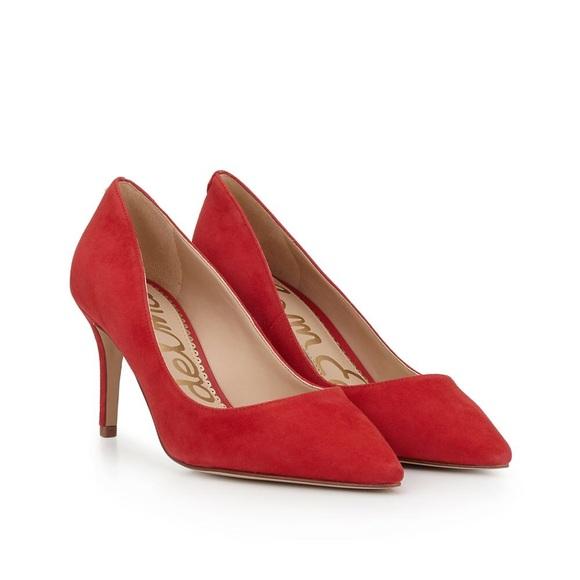 exquisite design cheapest meet Sam Edelman Red Tristan 3 inch heel!!! 😍